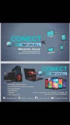 Assistência técnica especializada em consertos e manutenção de celulares