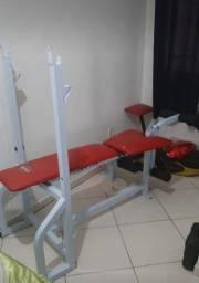 Vendo aparelho de musculação multifunções