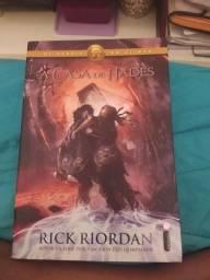 A casa de Hades: 4o livro da segunda saga de Percy Jackson
