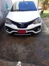Etios sedan 1.5 automatico m2018