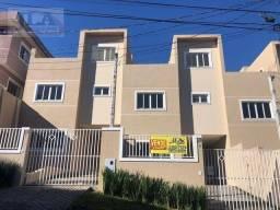 Título do anúncio: Sobrado novo, 3 dorms (1 suite c/ closet) à venda, 138 m² por R$ 660.000 - São Lourenço -