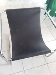 Título do anúncio: Cadeira em Couro