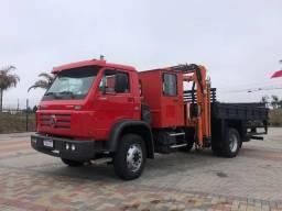 Título do anúncio: Caminhão Guindaste Vw 13190 2014 4x2 Com Munck Argos 9.5 3h 2m=volvo,ford,mb