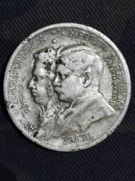 Moeda de 500 Reis - 1 Centenário da Independência