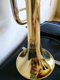 Trompete Eagle Tr-504 laqueado
