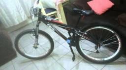 Bicicleta Caloi TRS em perfeito estado