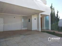 Casa com 3 dormitórios à venda, 202 m² por R$ 750.000,00 - MONTE CRISTO - Paranavaí/PR