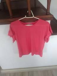 Blusa importada da Zara (tamanho M)
