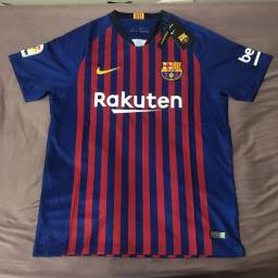 Vendo camisa do Barcelona original