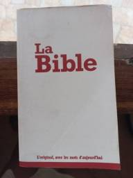Título do anúncio: Bíblia em francês