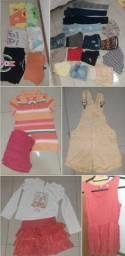 Combo de roupa Tam 10 e 12 anos R$100,00