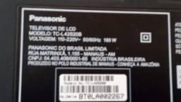 """TV pra tirar peça Panasonic 42"""""""