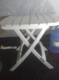 Título do anúncio: Mesa em PVC Tramontina dobrável