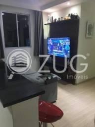 Apartamento à venda com 3 dormitórios em Sol nascente, Paulínia cod:AP003883