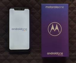 Título do anúncio: Celular Motorola One