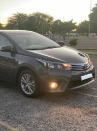 Toyota Corolla XEI 2015 novíssimo Bateria Nova! novo..