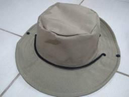 Chapéu pescador, australiano, caça, pesca, camping