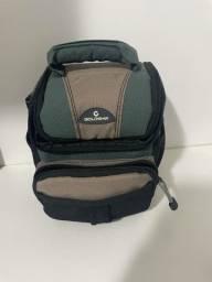 Bolsa/Bag acolchoada para máquina fotográfica