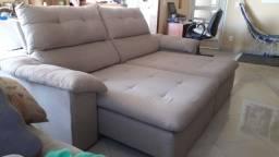 Sofá Chaise 2,40 m Retrátil