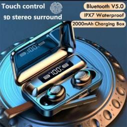 Título do anúncio: LANÇAMENTO Fone F9-5 TWS Bluetooth 5.0 EXCELENTE QUALIDADE MUITO ALTO