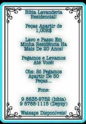 LAVANDERIA PROFISSIONAL 1,00R$