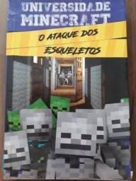 Livro - Universidade de Minecraft