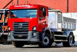 Título do anúncio: Volkswagen 15-180 Cabine Suplementar 04 pessoas e Báscula Rossetti 2010