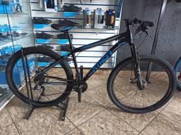 Bicicleta Aro 29 Mtb Aluminio Athor Titan 21v Freio A Disco