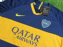 Camisa Boca Juniors Home 19/20 - Torcedor