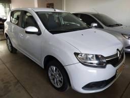 Renault Sandero Authentique 1.6 Branco