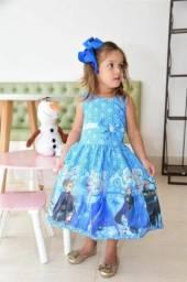 Vestidos temáticos infantil