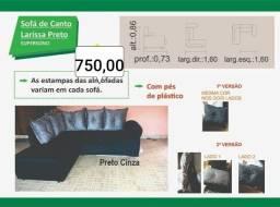 Título do anúncio: sofá novo