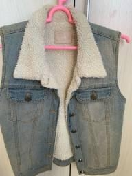 Colete jeans Mob