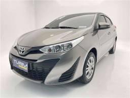 Título do anúncio: Toyota Yaris 2020 1.5 16v flex xl plus connect multidrive