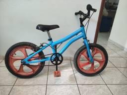 Título do anúncio: Bicicleta infantil para crianças de 5 a 8 anos mais o menos