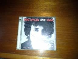 CD's U2 e Bob Dylan