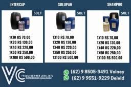 Título do anúncio: INTERCAP-SOLUPAN-SHAMPOO