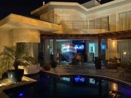 Exuberante sobrado de esquina 3 suítes ,com piscina, sauna 334 metros Condomínio Villa Lob