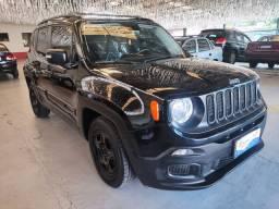 Jeep Renegade 1.8 flex automatico (igual 0 km)