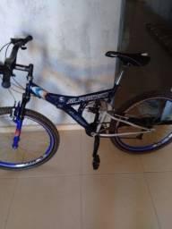 Título do anúncio: Bike seminovo pouca ousado