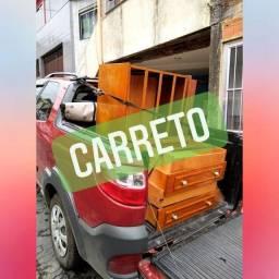 Título do anúncio: Carreto & Frete BARATO JF