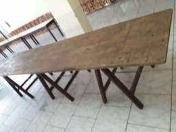 Mesa churrasqueira