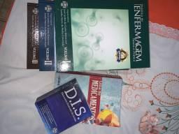Livros enfermagem PHlivros tops nunca usados