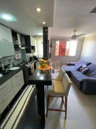Cobertura com 3 dormitórios à venda, 102 m² por R$ 788.000,00 - Barreto - Niterói/RJ
