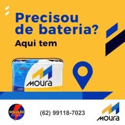 Título do anúncio: Bateria Moura Fácil de Todas As Amperagens, Ligue Agora!