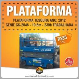 Plataforma tesoura 2012 Genie ? GS2646