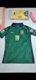 Camisa Itália - Versão Jogador