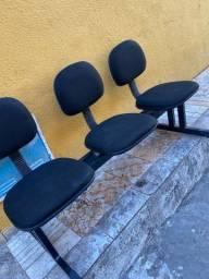 Título do anúncio: Vendo cadeiras semi novas 180,00