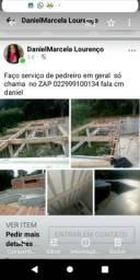 Título do anúncio: Serviço construções d obra