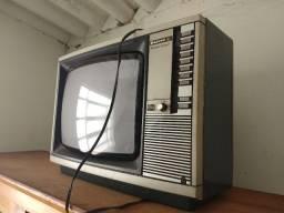 Tv Sanyo CTP3721  tubo 16 polegadas vintage bivolt